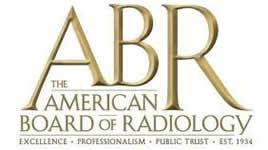 American Board Of Radiology